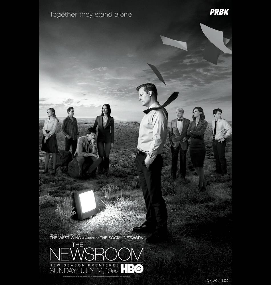 The Newsroom saison arrive sur HBO