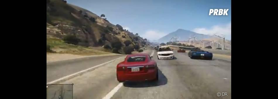 GTA 5 : les courses de voitures seront au top