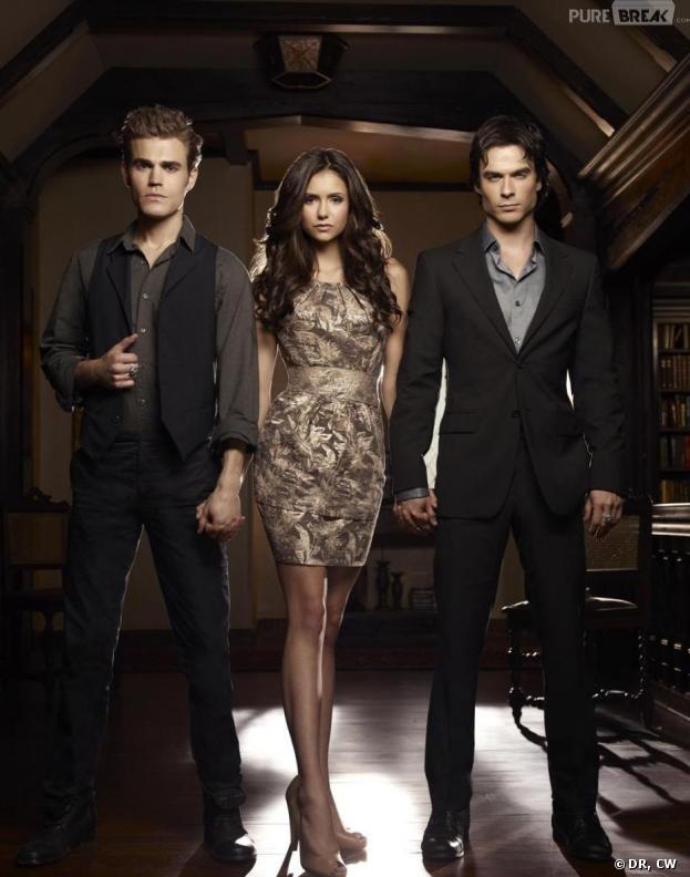 Vampire Diaries saison 5 : la saison des doubles