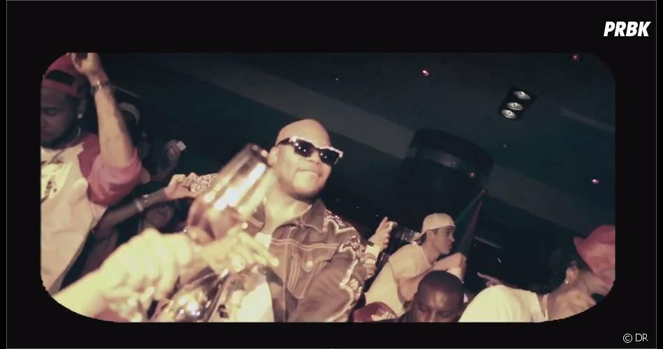 Flo Rida en mode party pour le clip deTell Me When U Ready
