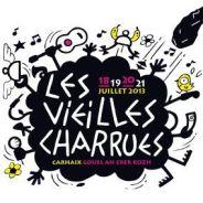 Les Vieilles Charrues du 18 au 21 juillet