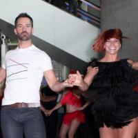 Emmanuel Moire et Fauve : flashmob sexy et endiablé pour Danse Avec Les Stars