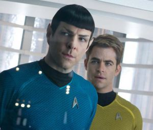 La sutie de Star Trek Into Darkness en tournage en 2014 ?