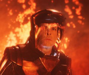 Zachary Quinto parle de Star Trek 3