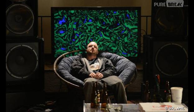 Breaking Bad saison 6 : Jesse en pleine dépression