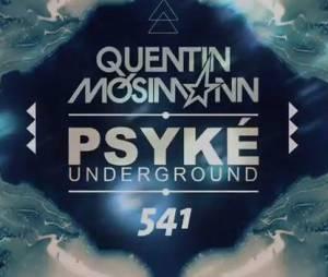 """Quentin Mosimann dévoile l'inédit """"Psyké Underground"""" pour le parc Walibi en Belgique."""