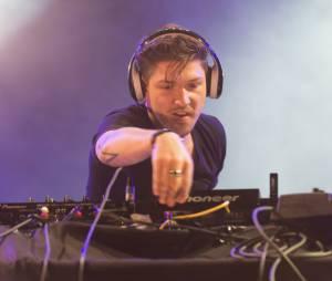 Même s'il est devenu DJ, Quentin Mosimann a dévoilé une composition inédite pour le parc Walibi en Belgique.