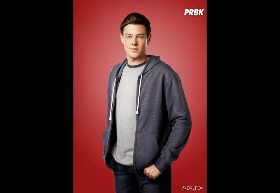 Cory Monteith interprétait Finn dans Glee