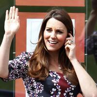 Kate Middleton maman : retour en photos sur sa grossesse stylée