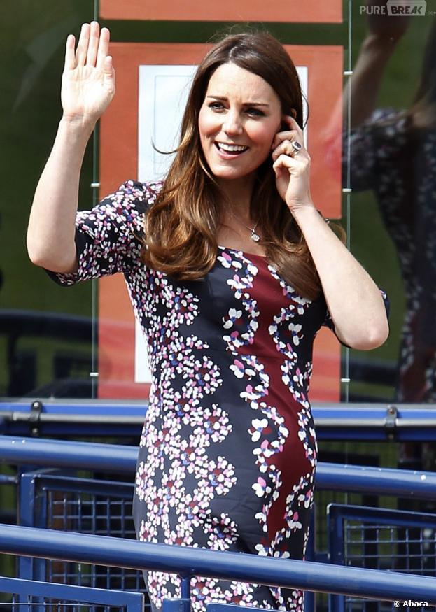 Kate Middleton : so chic pendant sa grossesse