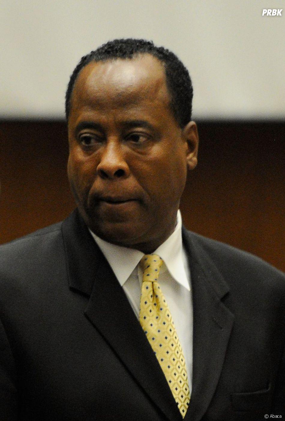 Conrad Murray a été condamné pour l'homicide involontaire de Michael Jackson