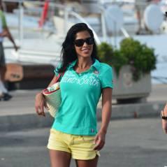 Ayem Nour : pause vacances à Saint-Tropez