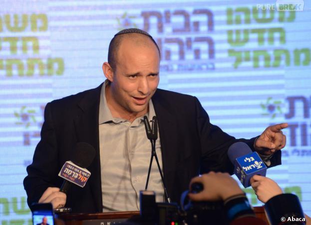 """Pour Naftali Bennett, ministre de l'Economie israélien, il n'y a """"aucun problème"""" à """"tuer des arabes"""""""