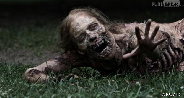 The Walking Dead saison 4 : un bébé zombie en approche