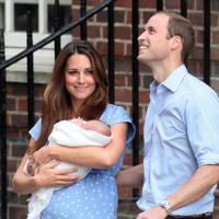 Kate Middleton maman : 50 gardes du corps pour le petit Prince George