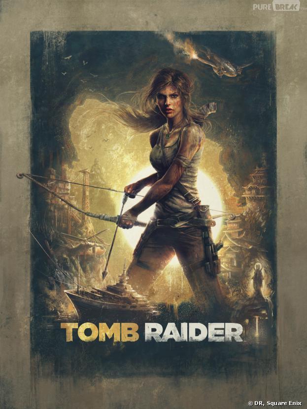 Tomb Raider : Lara Croft de retour sur Xbox One et PS4