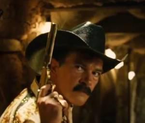 Antonio Banderas dans la bande-annonce de Machete Kills