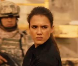 Jessica Alba, l'une des nombreuses bombes de Machete Kills
