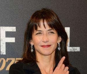 Sophie Marceau à l'avant-première de Skyfall, en octobre 2012 à Paris