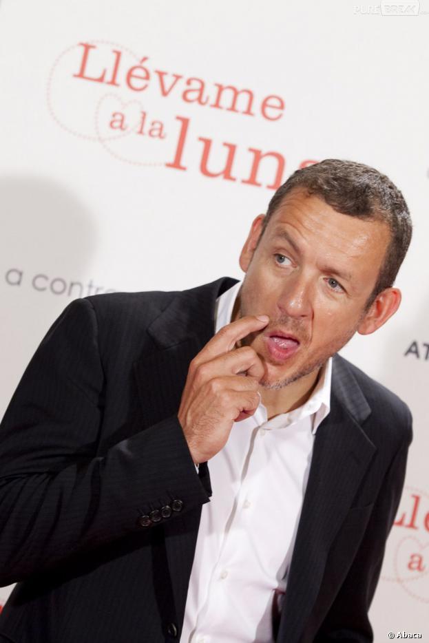 Dany Boon : l'acteur français le mieux payé au premier semestre 2013
