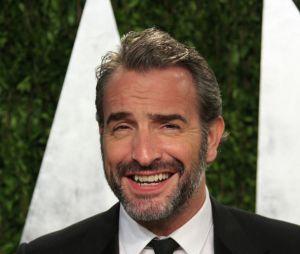 Jean Dujardin à la soirée Vanity Fair des Oscars 2013