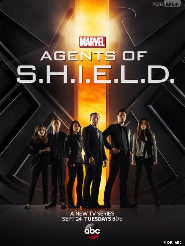 Agents of Shield : la saison 1 débarquera à la rentrée sur ABC