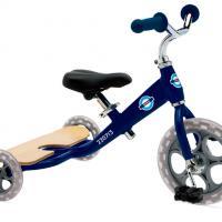 """Kate Middleton : le Prince George reçoit un """"vélib"""" en cadeau"""