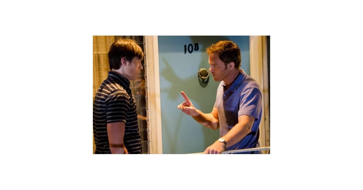 Dexter saison 8 pisode 7 zach est incontr lable et for 7 a la maison saison 8