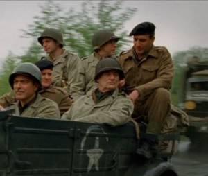 Jean Dujardin dans The Monuments Men, le nouveau film de George Clooney