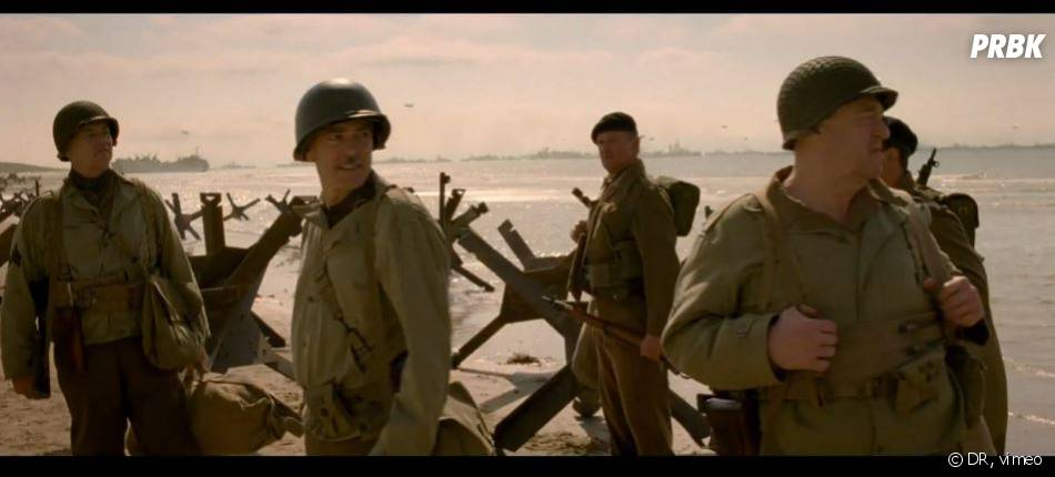 Jean Dujardin, l'un des héros du film The Monuments Men