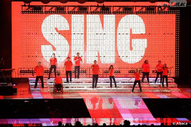 Glee : une comédie musicale en préparation