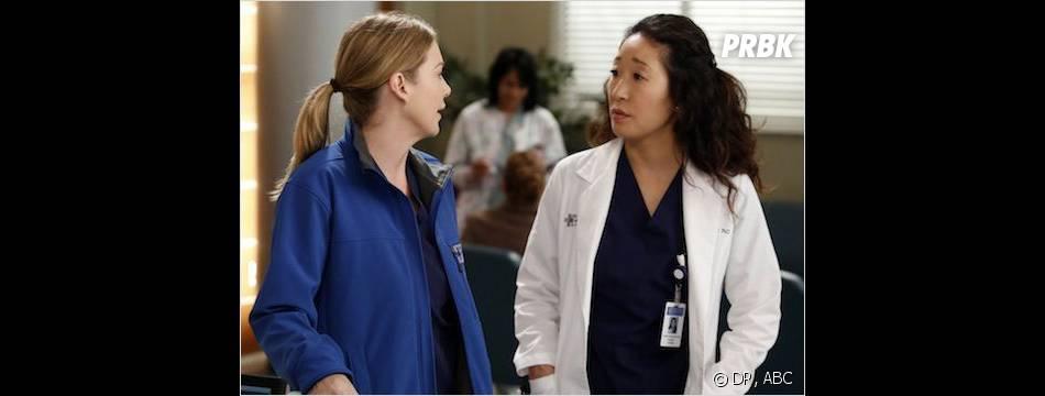 Grey's Anatomy saison 10 : Meredith sans sa meilleure amie en 2014