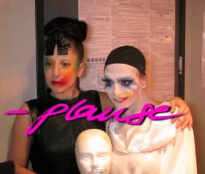 Lady Gaga dévoile un premier clip pour 'Applause'