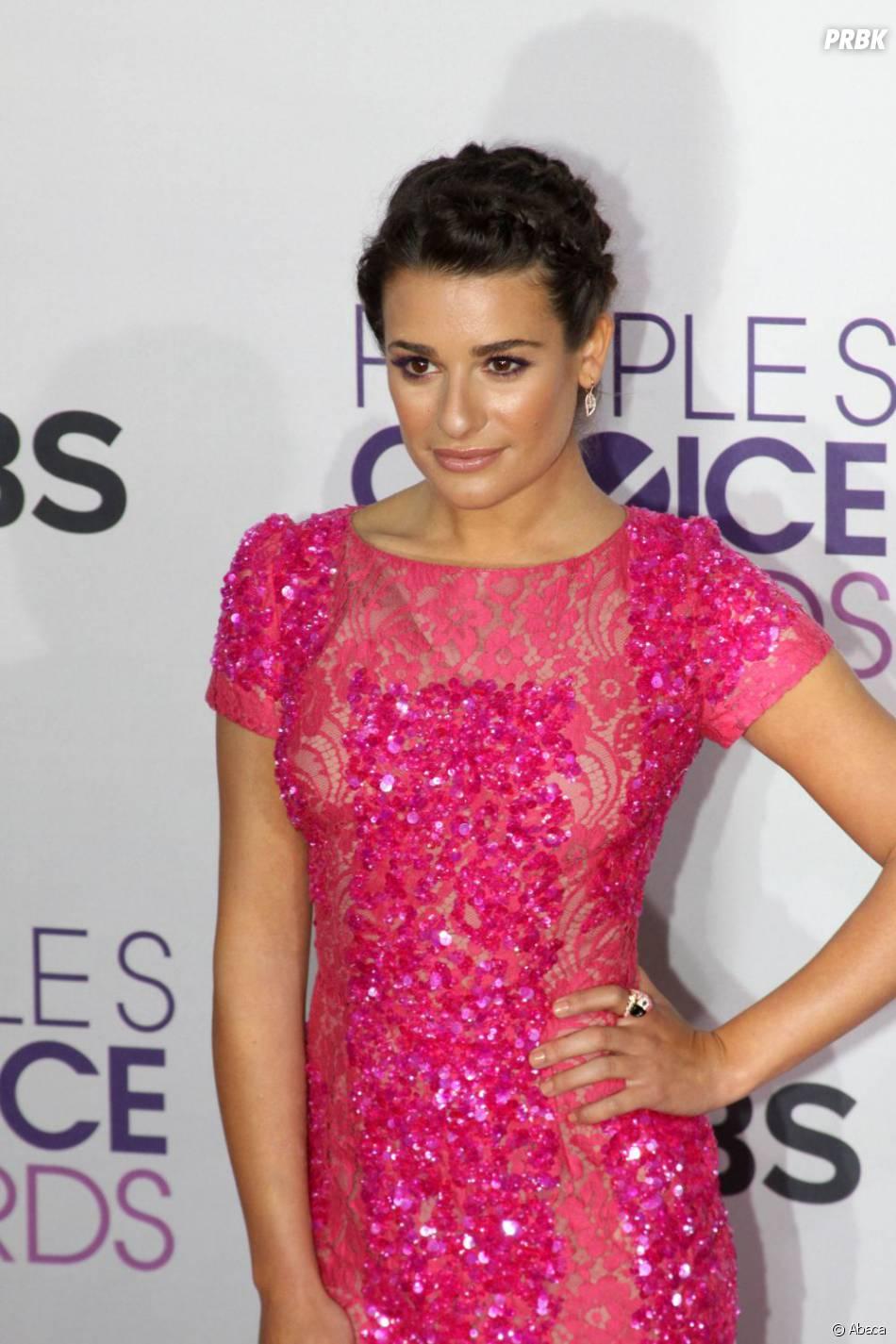 Glee saison 5 :Lea Michele va avoir une nouvelle partenaire