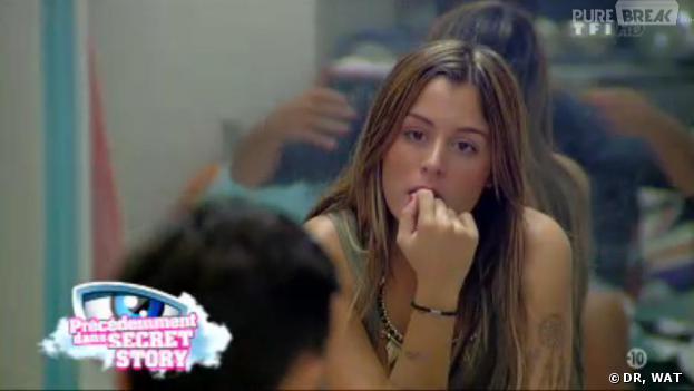 Secret Story 7 : Anaïs va-t-elle retourner dans les bras de Julien ?