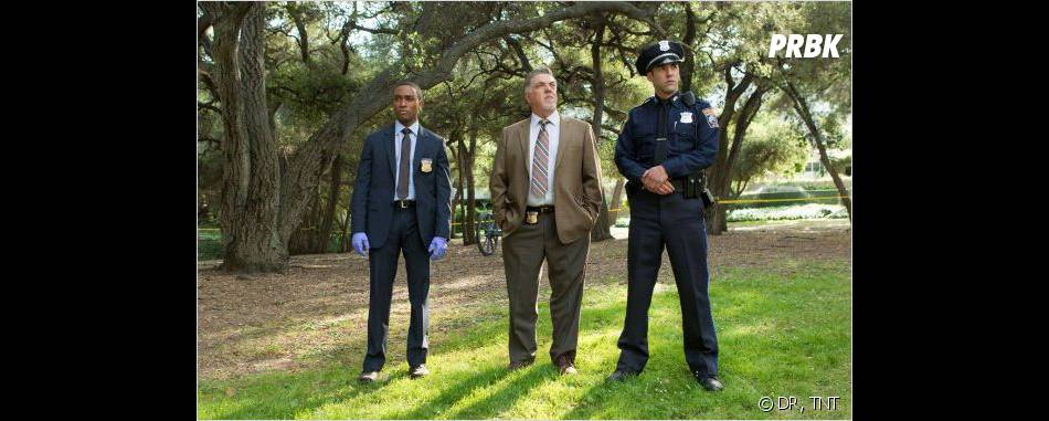Lee Thompson Young incarnait Barry Frost dans Rizzoli & Isles