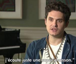 John Mayer parle du titre 'Who you Love' qu'il a enregsitré avec Katy Perry
