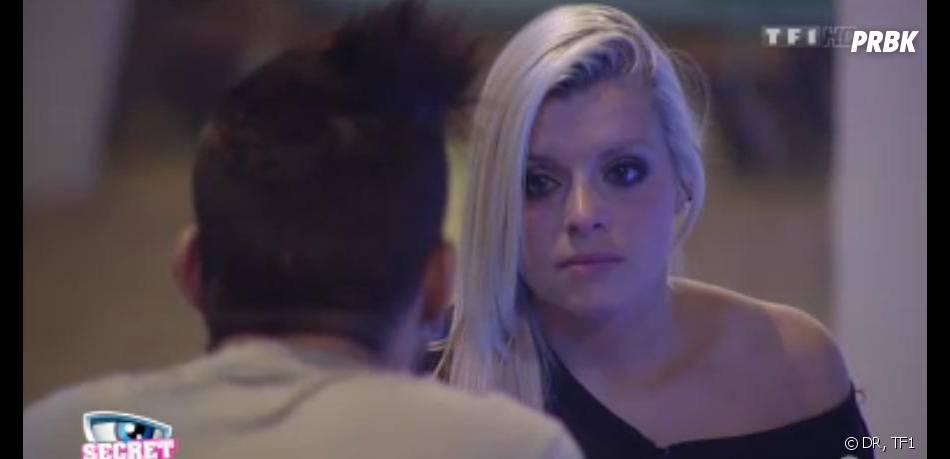 Secret Story 7 : Alexia au bout du rouleau.
