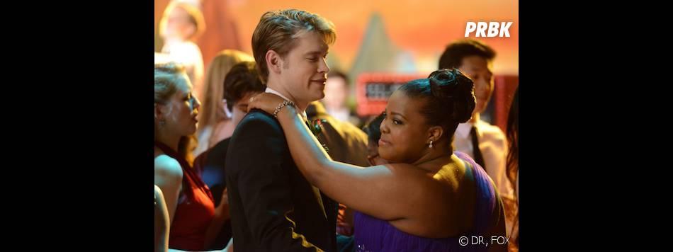 Glee : Sam a craqué pour Mercedes