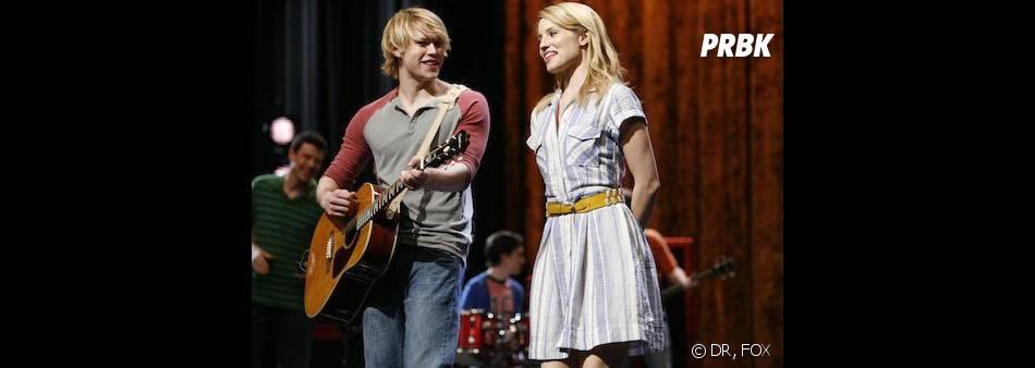Glee : Sam est aussi sorti avec Quinn