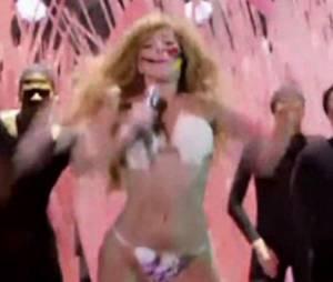 MTV VMA 2013 : Lady Gaga a interprété Applause