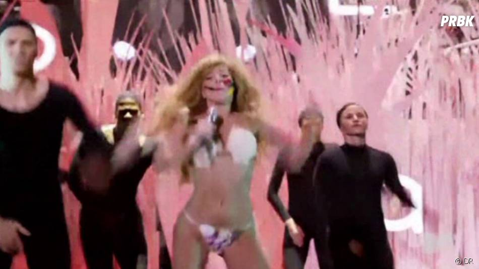 MTV VMA 2013 : Lady Gaga a interprété Applause