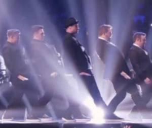 MTV VMA 2013 : les NSYNC se sont reformés le temps de la soirée