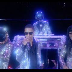 Daft Punk : Lose Yourself To Dance, le clip rétro-futuriste avec Pharrell Williams
