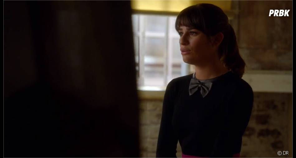 Glee saison 5 : Lea Michele