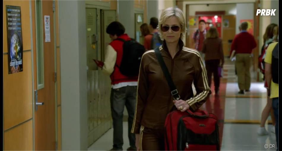Glee saison 5 : Sue est de retour