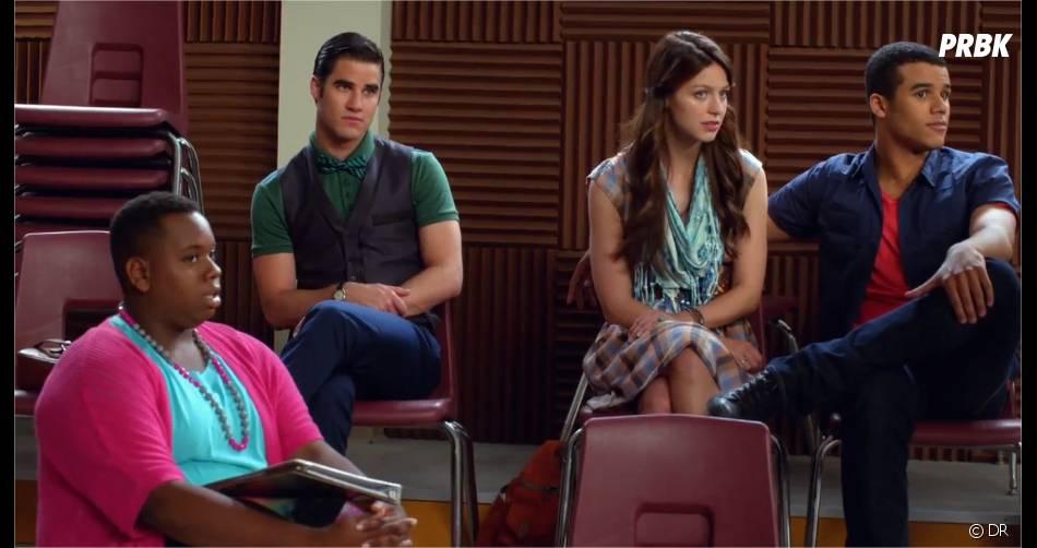 Glee saison 5 : les membres du Glee Club pas impressionnés par l'idée de Will