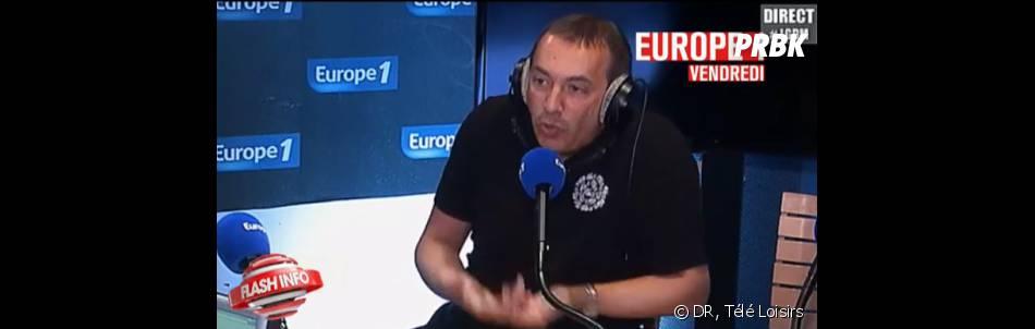 Jean-Marc Morandini : #Morandini, une vraie émission d'info selon l'animateur