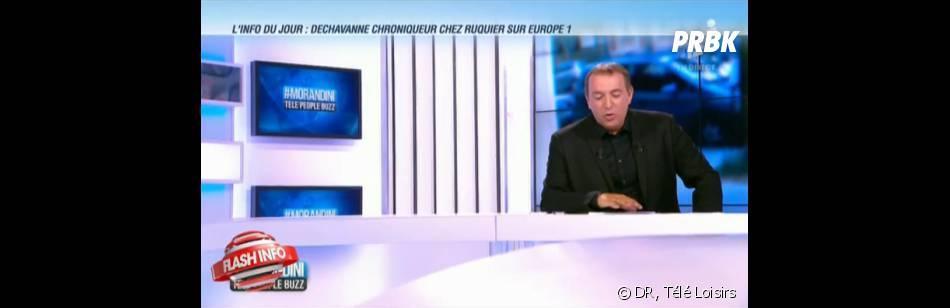 Jean-Marc Morandini : des sujets people traités dans son émission #Morandini