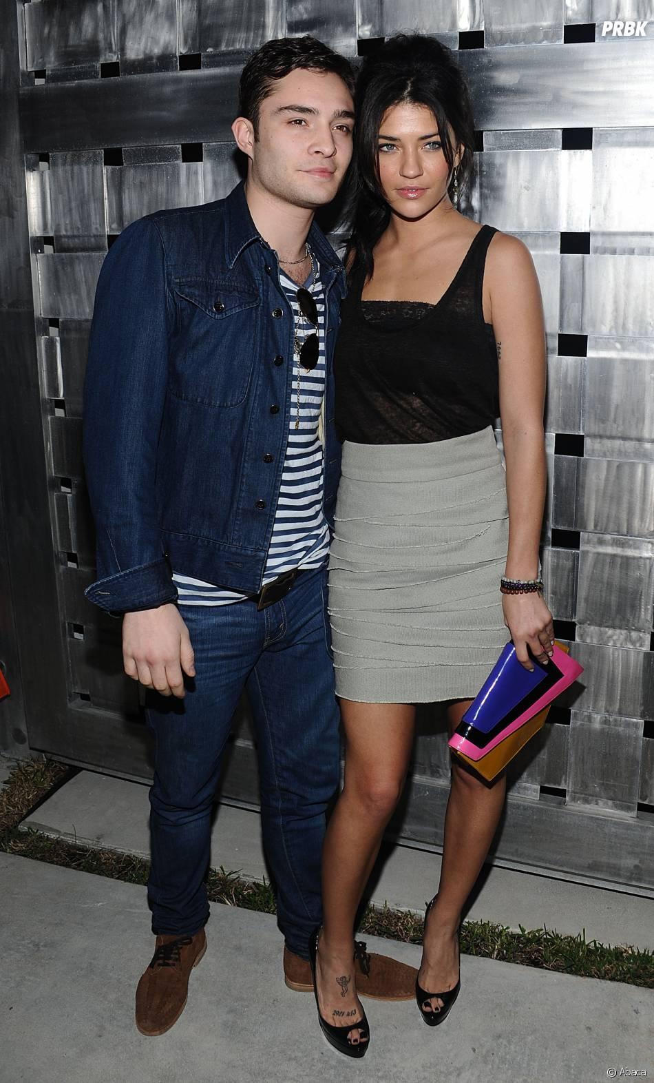 Ed Westwick et Jessica Szohr de nouveau ensemble ?